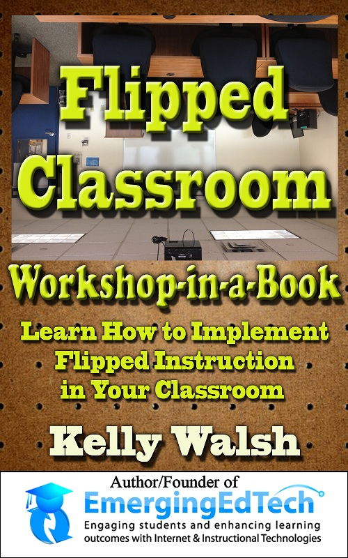 Flipped Classroom Workshop in a Book Cover image