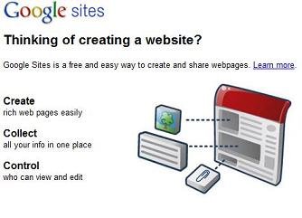 Using Google Sites to create e-portfolios for students | Emerging Education Technologies
