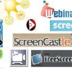 Comparing 12 Free Screencasting Tools