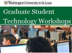 Guest Post: Technology Workshops for Grad Students | Emerging