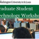 Guest Post: Technology Workshops for Grad Students