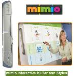 Taking Mimio's low-cost, portable Interactive White Board device for a test run