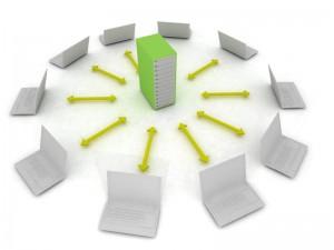 virtual desktop computing image