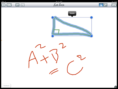 Using The iPad As A Digital Whiteboard (Plus 4 Cool Free