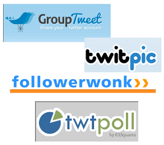 Logos for Twitter Tools
