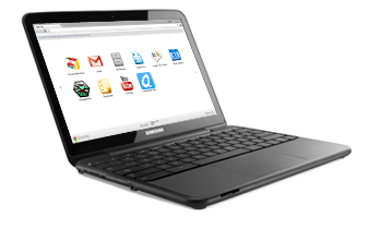Google Chromebook for education web page link
