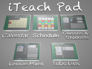 iTeach Pad image and screen shots