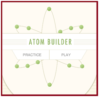 Atom Builder iPad App Pic1