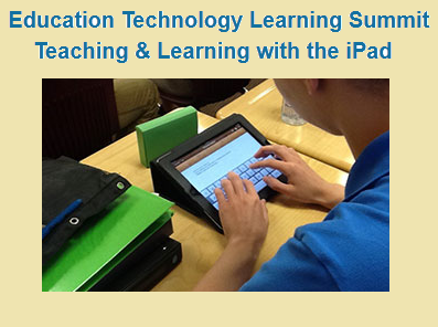 Teaching and Learning with the iPad Education Technology Conference (image)