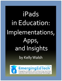 ebook image iPads in Education: Implementations, Apps, and Insights