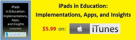 iPads in Education Implementations Apps and Insights eBook graphic