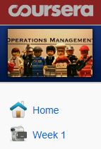 Coursera Operations Management course screen partial image