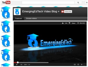 EmergingEdTech YouTube Channel image