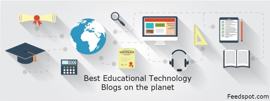 Feedspot-Educational-Technology-Blogs