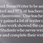 Collaborative Writing with BoomWriter, a Free Award-Winning App for Teaching and Learning