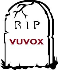 Vuvox RIP image