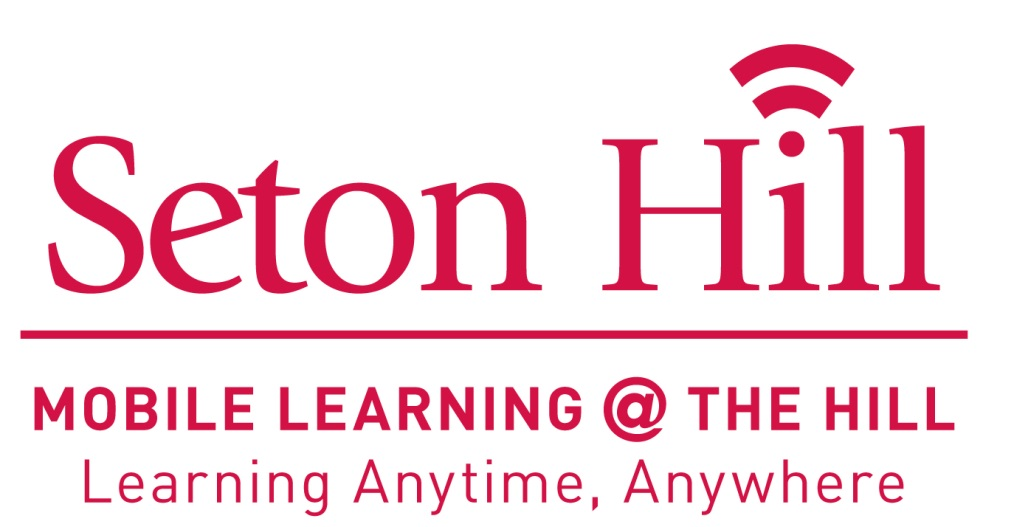Seton Hill University Mobile Learning