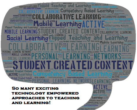 Technology empowered approaches to teaching and learning graphic
