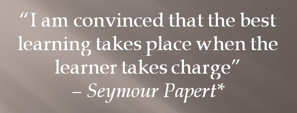 Seymour Papert Quote