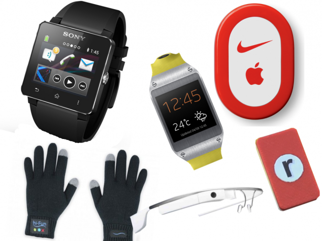 Fashion Industry Wearable Technology