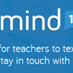 Remind101 – A Free Tool for Text Messaging Students and Parents