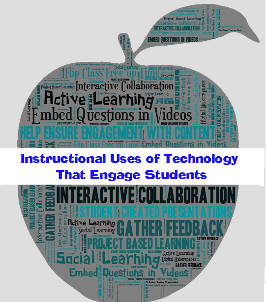 10 of the Most Engaging Uses of Instructional Technology (with Dozens of Resources and Tools) | Emerging Education Technologies