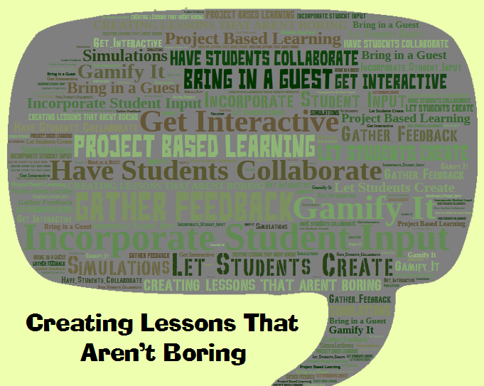 Lessons That Arent Boring