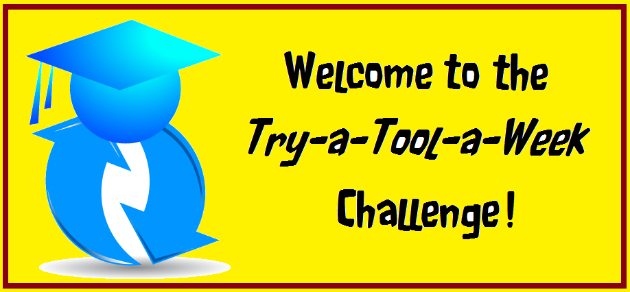 Try a Tool a Week challenge
