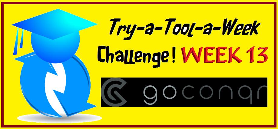 Tool-A-Week13-goconqr