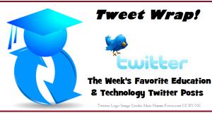EmergingEdTech Teaching Technology Tweet Wrap
