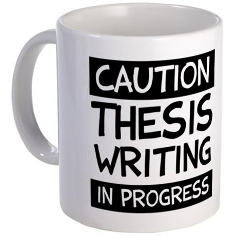 Write Phd Thesis