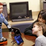 Meet Milo! A Robot 'Kid' That Excels at Teaching Social Skills to Kids With Autism