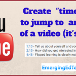 """How to Add """"Time Tags"""" to Youtube Vids (so Viewers can Jump to Tagged Sections)"""