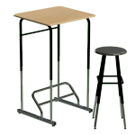 Take a Stand for Creativity: Students and Standing Desks
