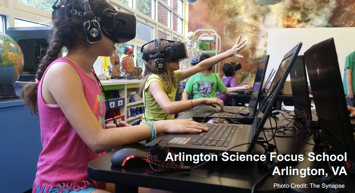 f7f42d541d59 Real Uses of Virtual Reality in Education  How Schools are Using VR ...