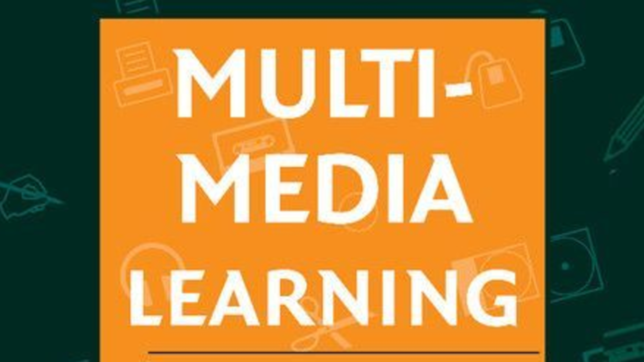 Mayer S 12 Principles Of Multimedia Learning Are A Powerful Design Resource Emerging Education Technologies
