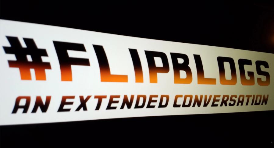 FlipBlogs Slow Chat
