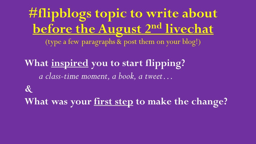 flipblogs topic Aug2