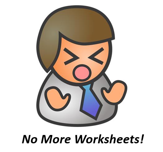No-More-Worksheets