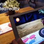 "A new Twist on ""Electronic"" Text Books: the Augmented Reality Textbook"