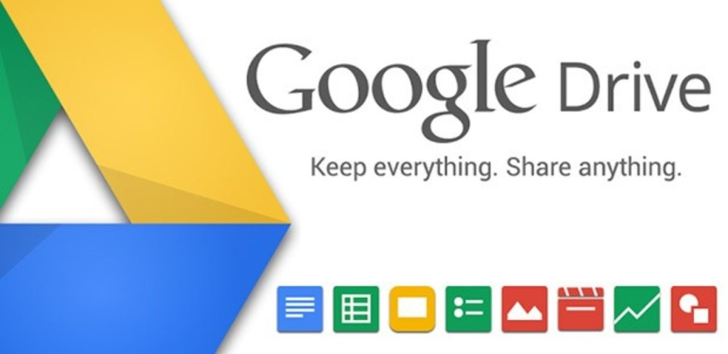 Google-Drive-Share-Everything
