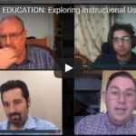 "Panel Explores ""Augmented Education"": AR for Teaching and Learning"