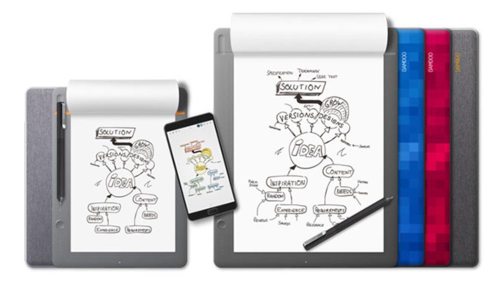 Exploring Writable Paper-Digital Slates (Anyone Tried Any of