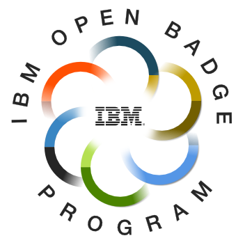 Why I Like IBM's Open Badges and DeveloperWorks Courseware