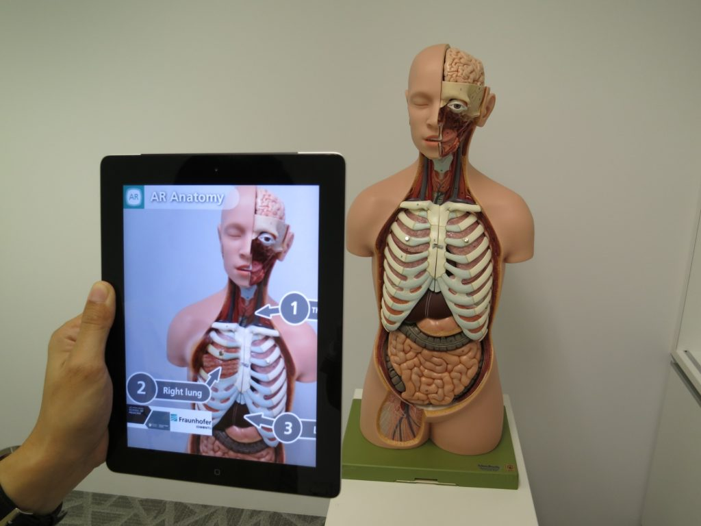 The Multiple Uses Of Augmented Reality In Education Emerging