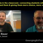 Leveraging Social Media in Higher Education to Connect Students and Give them Voice and Choice