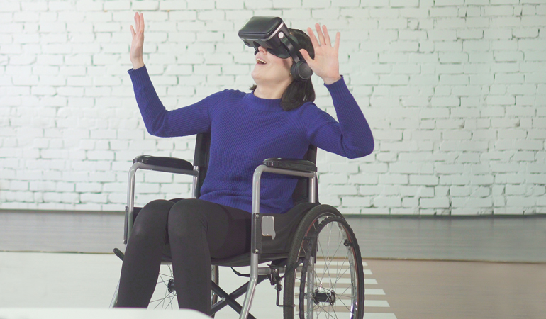 Making Learning More Accessible for the Differently Abled