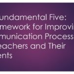 The Fundamental Five: A Framework for Improving Communication Processes