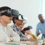 Virtual Reality in Education: Achievements and Challenges