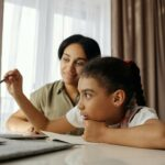Negative Effects of Continued Hybrid Learning on Younger Children